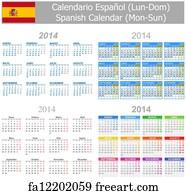 Calendario Free.Free Calendario Art Prints And Wall Artwork Freeart