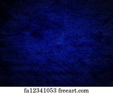 free art print of abstract blue background or paper with bright
