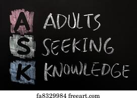 Free art print of KEY acronym - Knowledge empowers you on ...