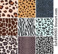 free giraffe skin pattern animal print art prints and wall artwork