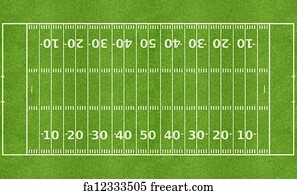 graphic relating to Printable Football Field identified as Totally free Soccer Marketplace Artwork Prints and Wall Art FreeArt