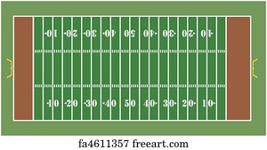 picture regarding Printable Football Field named Totally free Soccer Marketplace Artwork Prints and Wall Art FreeArt