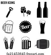 Free To Draw Beer Art Prints And Wall Artwork Freeart