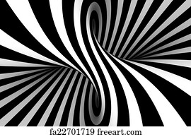 free art print of black and white abstract art this is an image of