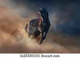 Free Horses Art Prints And Wall Artwork Freeart
