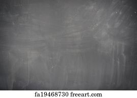 art print blackboard chalkboard texture empty blank black chalkboard with chalk traces