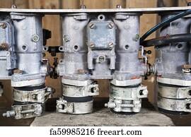 Free Dirty Carburetor Art Prints and Wall Artwork | FreeArt