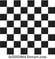 graphic about Printable Checkers Board called Absolutely free artwork print of Checkerboard with checkers activity thought