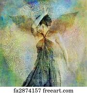 Free Aura Art Prints and Wall Artwork | FreeArt