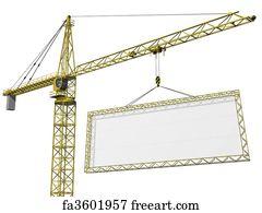 Free Heavy Lift Crane Art Prints and Wall Artwork   FreeArt