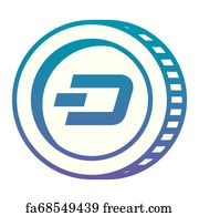 Free Dash Coin Art Prints and Wall Artwork | FreeArt