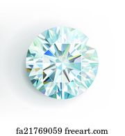 Free Diamond Background Art Prints and Wall Artwork | FreeArt
