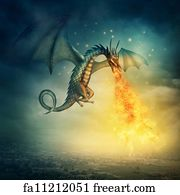 free dragons art prints and wall artwork freeart