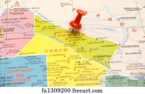 Free Argentina Map Art Prints And Wall Art FreeArt - Argentina map to print