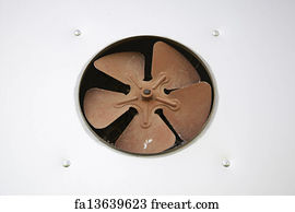 Fan Blade Art Upcycled Fan Blade Snowman Painting