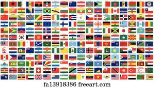 word flag
