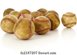 baseball baseballs baseball field - 1000 Free Prints