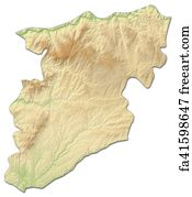 Free Viseu Art Prints And Wall Art FreeArt - Portugal map viseu
