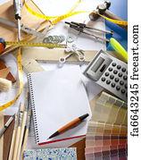 Architect Desk free art print of architect interior designer workplace carpenter