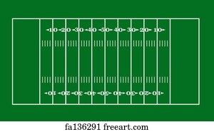 image regarding Printable Football Field called No cost Soccer Marketplace Artwork Prints and Wall Art FreeArt