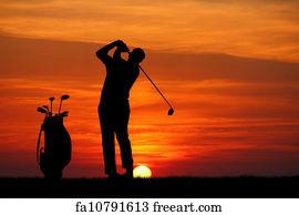 Free art print of Golf Ball near hole. Golf ball about to ...
