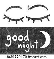 Free Good Night Art Prints and Wall Artwork | FreeArt