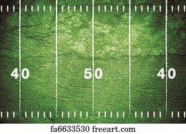 image about Printable Football Field known as No cost Soccer Business Artwork Prints and Wall Art FreeArt