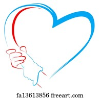 Free Heart Drawings   Our Best 75