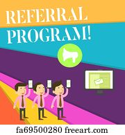 Free Referral Program Art Prints and Wall Artwork | FreeArt