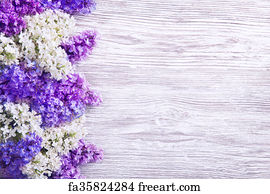 Free art print of lilac flowers on wood background blossom branch art print lilac flower on wood background blooms pink flowers in left side mightylinksfo