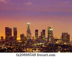 free los angeles art prints and wall artwork freeart. Black Bedroom Furniture Sets. Home Design Ideas