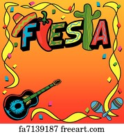 Free Art Print Of Chiwawas Mexican Fiesta Party Cute Chiwawa Hold