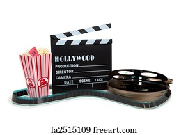 free movie reel art prints and wall artwork freeart