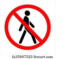 picture relating to Printable No Trespassing Signs called No cost No Tresping Indicator Artwork Prints and Wall Art FreeArt
