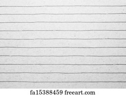 Lined Paper Background Art Print   Old Lined Notebook Paper Background Or  Textured  Line Paper Background