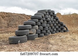 Free Tyre Disposal Art Prints and Wall Artwork | FreeArt
