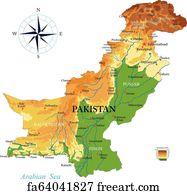Free Punjab Outline Vector Art Prints and Wall Artwork | FreeArt