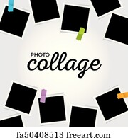 free collage template art prints and wall artwork freeart
