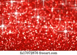 Free art print of Red Glitter. Red glitter sparkle ...