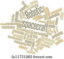 printable robotic spacecraft - photo #10