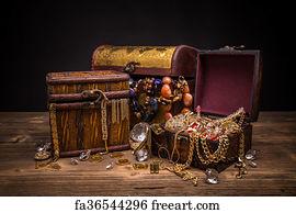 The Pirates Treasure