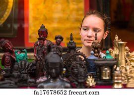 Art image teen girl shop — photo 13