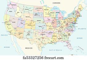 Florida Highway Map.Free Florida Road Map Art Prints And Wall Artwork Freeart