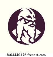 Free Art Print Of Viking Sign