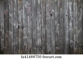 free art print of weathered barn board wall freeart fa41488752